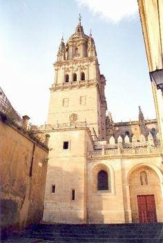 Catedral Vieja de Salamanca España.