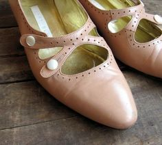 Mary Janes, #shoes, #vintage