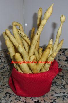Recopilatorio de recetas : Palitos de pan o Grisines de pipas, semillas de sésamo y orégano en thermomix