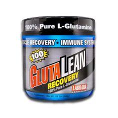 GLUTA-LEAN - Labrada Nutrition (Aminoacidi)  DESCRIZIONE: 100% L-glutamina pura per favorire la crescita muscolare ed evitarne il catabolismo.