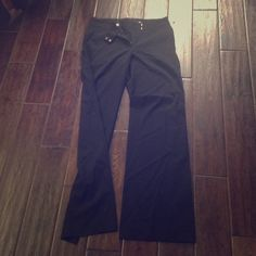 H&M Business Pant Black H&M work pant, size 8 H&M Pants Trousers