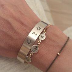 ☀️🌙⭐️ Love Bracelets, Cartier Love Bracelet, Bangles, Gold, Jewelry, Bracelets, Jewlery, Bijoux, Cartier Love Bangle