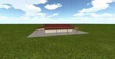 Cool 3D #marketing http://ift.tt/2g4FWv8 #barn #workshop #greenhouse #garage #roofing #DIY