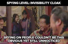 Empress Ki...lol...only in drama-land (Dramatroll)
