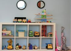 Furniture Playroom Decor With Two Round Mirror In The Room Considerations While Planning The Playroom Decor