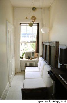 78-square-foot New York City apartment
