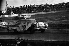 Gardena, California, is known to many a Southern California gearhead for its rich dirt track history. Throughout the the city supported three different d Dirt Track Racing, Nascar Racing, Auto Racing, Sports Pictures, Car Pictures, Vintage Race Car, Vintage Auto, Old Race Cars, Sprint Cars