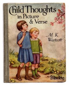 Child Thoughts in Picture & Verse: WESTCOTT, M. K.