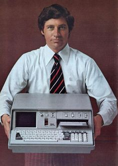 IBM's first Personal Computer