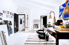 Danish designer Malene Birger's Mallorca vacation home