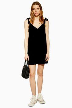 bf4dce4381de4 37 best Black Slip Dress images   Jacket, Slip dress outfit, Black ...