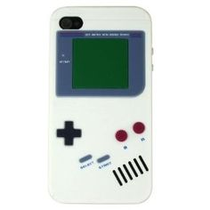 Old school Game Boy case for iPhone. nina1218
