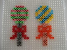 Free lollipop patterns for hama or perler beads
