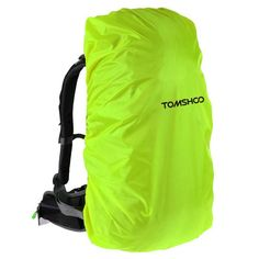 New TOMSHOO 40L-50L Waterproof Raincover Backpack Bags For Camping Hiking Climbing Outdoor Travel Kits- 3 Choices of color