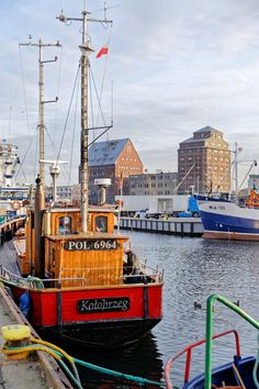 Port w Kołobrzegu. Photo by GB Sailing Ships, Boat, Travel, Poland, Interesting Facts, Dinghy, Viajes, Boats, Destinations