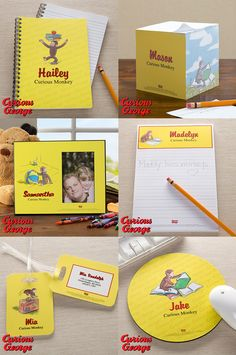 PMall has all kinds of adorable Curious George Gifts! You can personalize them for your kids' party, bedroom or even gifts to take to school! You can choose from a wide selection of designs and add their name for the perfect theme gift! Check them out here: http://www.personalizationmall.com/StoreAllProducts.aspx?storeid=31=265272 #CuriousGeorge #Monkey