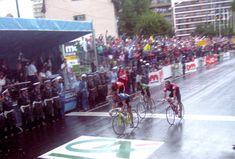 Greg LeMond wins the 1989 World ROad Cycling Championships