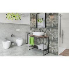 ERMEO Shops, Double Vanity, Bathtub, Bathroom, Design, Street Art, Bathroom Sinks, Tile, Full Bath