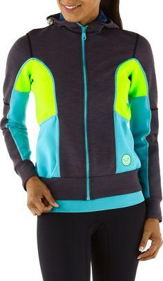 Roxy Female Sea Blazer Hoody Paddle Jacket - Women's