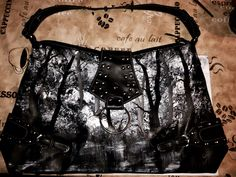 Hell bent for leather Heidibag 700kr/74€