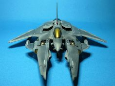 Vic Viper SkyGirls low visibility ver. 1/60