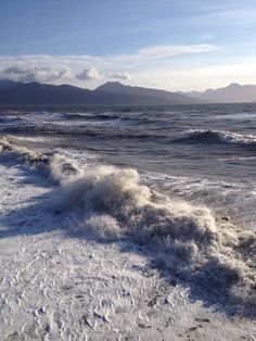 Beautiful Kachemak Bay, Homer, Alaska