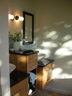 Vermont Bathroom Remodel Interior Design near Burlington VT
