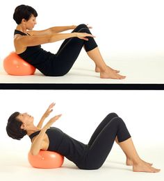 For those tight shoulders from sewing! Do this pilates workout at home to beat stress - Chatelaine