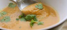 Δες εδώ μια πεντανόστιμη συνταγή για ΚΟΛΟΚΥΘΟΣΟΥΠΑ ΜΕ ΤΖΙΝΤΖΕΡ, μόνο από τη Nostimada.gr