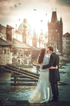 Wedding Photographer in Prague by Alibric Photography on Prague, Czech Republic Prague Photography, Couple Photography, Engagement Photography, Wedding Photography, Destination Wedding Locations, Wedding Places, True Love Couples, Italy Honeymoon, Pre Wedding Photoshoot