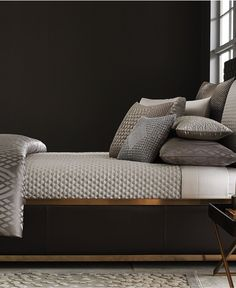 Hotel Collection Dimensions Coverlet Collection - Bedding Collections - Bed & Bath - Macy's