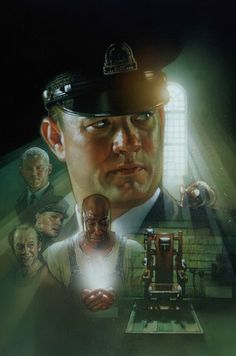 The Green Mile is a 1999 American drama film directed by Frank Darabont adapted from the 1996 Stephen King novel of the same name.