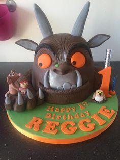 Gruffalo+cake++-+Cake+by+Donnajanecakes+