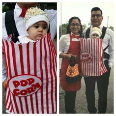 Baby popcorn costume                                                       …