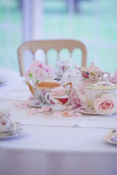 Vintage China Hire » Vintage China Hire & Event Styling | Idyllic Days