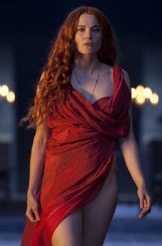 The talented Lucy Lawless