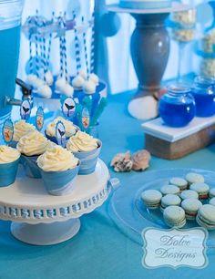 Fiesta para Niños Bajo el mar