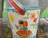 childs bucket