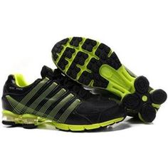 www.asneakers4u.com 428623 005 Nike Shox NZ 2.0 Black Green J04080 d04d9409d