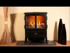 Dimplex Oakhurst -- Opti-myst electric stove