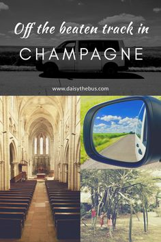 Off the beaten track in Champagne