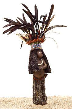 Papua New Guinea, Highlands 'pikinini' www.papuanewguinea.travel/highlands