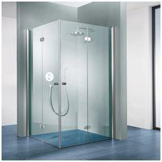 Architekt Eckeinstieg Drehfalttür Sondermaß bis 120 x 200 cm HSTEEDFT502-41 - MEGABAD Planer, Bathtub, Bathroom, Safety Glass, Standing Bath, Washroom, Bathtubs, Bath Tube, Full Bath