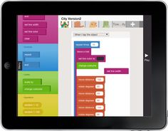 Hopscotch Coding for kids: an iPad programming language