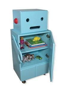 Robot Cabinet by MoGi