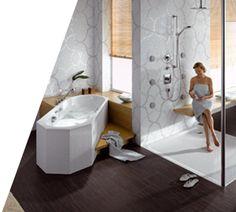 Badumbauten Basel Alcove, Bathtub, Bathroom, Home And Garden, Bathing, Standing Bath, Washroom, Bath Tub, Bathtubs