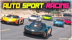 Autosport Racing System v0.7.4 for GTA 5 | By Eddlm Gta 5, Racing, Running, Auto Racing