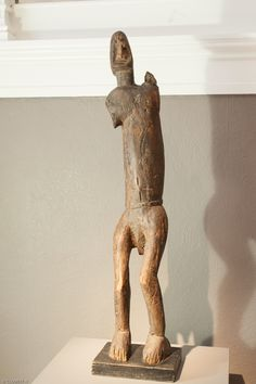 Old Dogon Statue