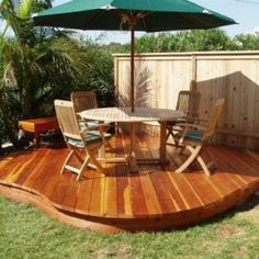 ground level deck ideas , Ground Level Deck Ideas; Things To Consider Along The Way In Outdoor Category