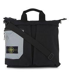 STONE ISLAND . #stoneisland #bags #stone #nylon #backpacks #